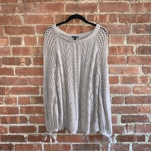 Express Sweater in Beige
